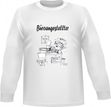 Büroangestellter Sweat-Shirt