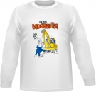 Bauarbeiter (Bagger) Sweat-Shirt