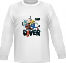Diver Sweat-Shirt
