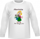 Floristin Sweat-Shirt