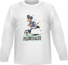Fussballer Sweat-Shirt