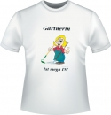 Gärtnerin T-Shirt