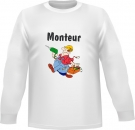 Monteur Sweat-Shirt