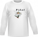 Pilot Sweat-Shirt