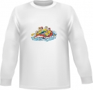 Rafting Sweat-Shirt