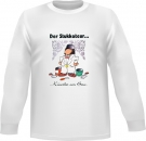 Stukkateur (Baskenmütze) Sweat-Shirt